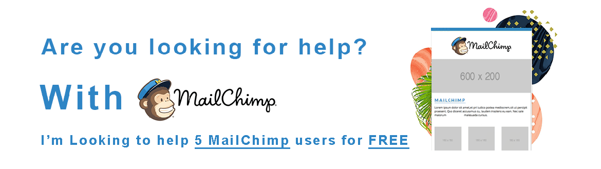 Help with MailChimp?