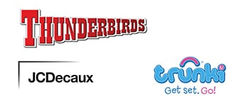 Some of the wounderful brands I worked with at MailNinja, include, ThunderBirds, IMG, Bodyism..